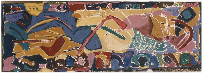 Margaret Kelley: Out of the Shadow, 1986, 